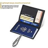 Zoom IMG-2 flintronic porta passaporto custodia in