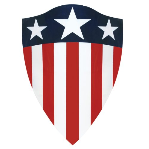 Officially Licensed Marvel Captain America 1940's Shield Prop Replica Life Size Limited Edition