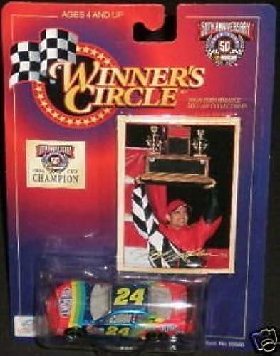 24 Jeff Gordon 50th Anniversary 1998 Cup Champion by Winners Circle