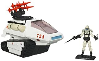 G.I. JOE Vehicle Arctic Cobra HISS with Arctic Driver by G. I. Joe