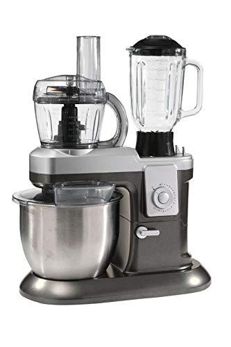 Küchenmaschine Standmixer Rührgerät Knetmaschine 3 in1 1200 W 6,5L