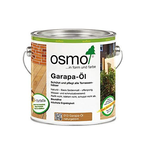 "Osmo Holz Spezialöl \""Garapa\"", 2.5 Litre"