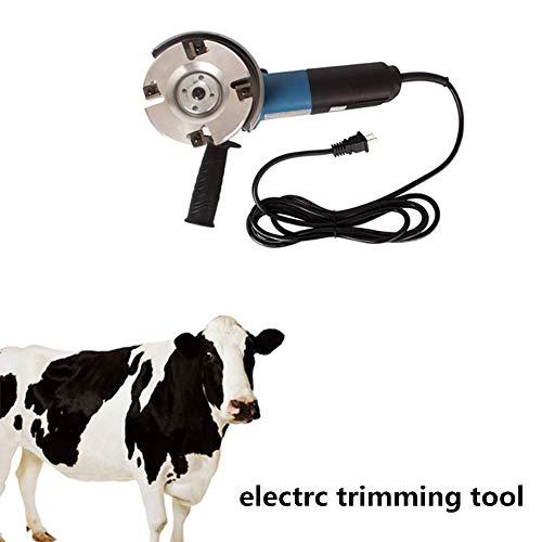 CHENGL Zoccolo ad Angolo per Gli Animali Zoccolo Elettrico per Riparare i Cavalli e Gli Altri Animali Huf Hufschmied