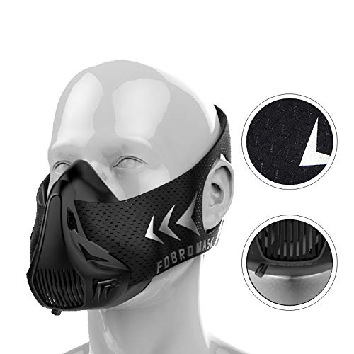 Elevation Training Mask - Máscara de Entrenamiento