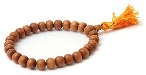 Berk Mala-Armband aus Sandelholz
