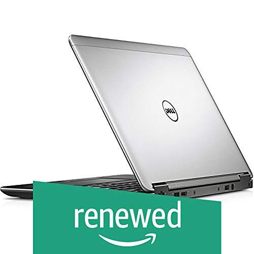 (Renewed) DELL Latitude E7240-i5-8 GB SSD-240 GB SSD 12-inch Laptop (4th Gen Core i5/8GB/240GB SSD/Windows 7/Integrated Graphics), Silver