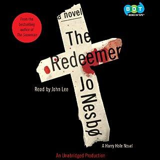 The Redeemer audiobook cover art