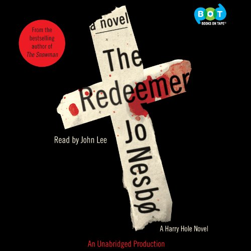 The Redeemer audiobook cover art