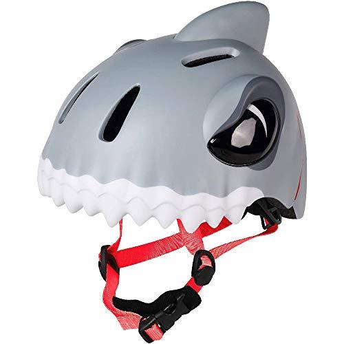 AFF Casco de Bicicleta para niños 3D CPC y CE Certificado Casco...