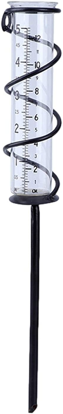 70% OFF Outlet Sale special price Songzhuzhu Home Rain Gauge Rainwater Spiral Parts Collector Iron
