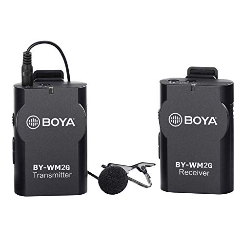 BOYA 3.5mm Lavalier Wireless Microphone