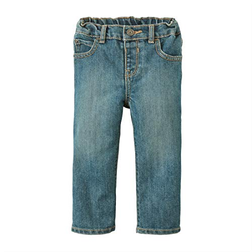 The Children's Place Baby Boys' Little Bootcut Jeans, Tide Pool, 12-18MOne Size