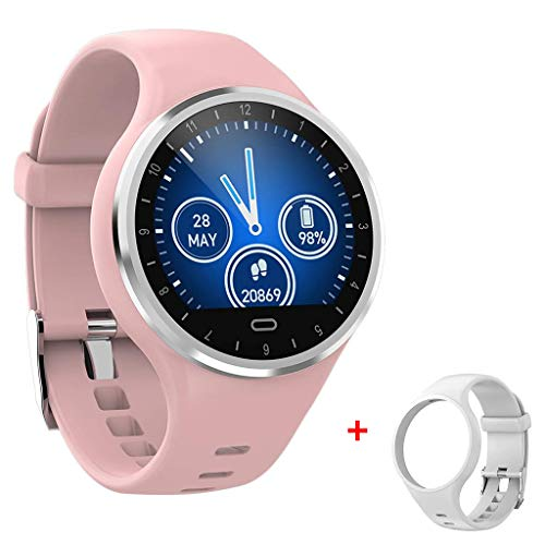 Smartwatch Smart Watch Bluetooth Kalorien Thermal Armband IP67 Wasserdicht Sports Herren Damen Fitness Laufübung M8 Smartwatch Smart Watch Android iOS Sport Fitness