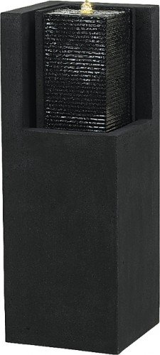 Eteras® Fontaine Apuro Noir 87 cm