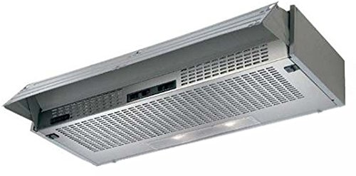 FABER S.p.A. 152 LG A60 Built-under Grey 160m³/h - cooker hoods (160 m³/h, 53 dB, 58 dB, 60 dB, Built-under, Grey)
