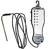 Suinga COMPROBADOR DE Voltaje para pastores y cercados eléctricos con Indicadores LED de Alta luminosidad