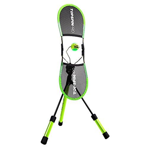 【1日2分でトップスピンを学ぶ】TopspinPro(トップスピンプロ) 世界80ヶ国以上で愛用 テニス練習 テニストレーニング