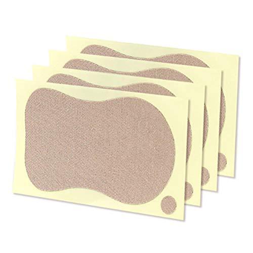 Calayu Lot de 10 coussinets anti-transpiration pour aisselles