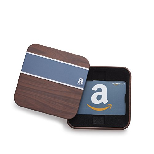 Amazon.com $500 Gift Card in a Brown