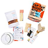 Tap Tap Booch Box- Start Brewing Your Own Kombucha! Complete kombucha home brewing kit. Give back to Haiti with each box. Tea and Scoby Included.