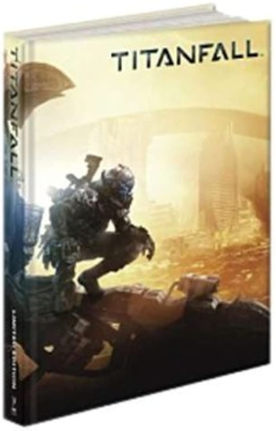 Titanfall Limited Edition Game Guide by Prima