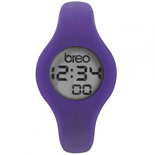 Breo Unisex-Uhr Spin violett groß B-TI-SPN2L