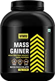 RITS Health Care Product VIMU Sports Nutrition Mass Gainer High Protein Weight Gain