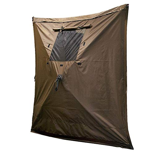 CLAM Quick-Set Screen Hub Brown Fabric Wind & Sun Panels Accessory Only (3 Pack)