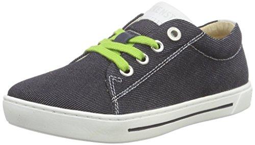 Birkenstock Shoes Unisex-Kinder Arran Low-Top, Blau (Dark Blue), 32 EU
