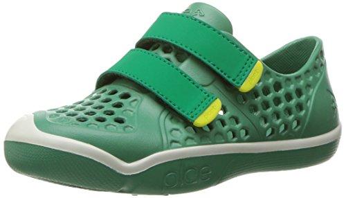 plae Boys' Mimo Sneaker, Green Spruce, 2 M US Little Kid
