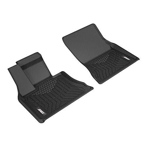 Aries Automotive BM05511809 Liners Custom Fit Floor Mat, Bl