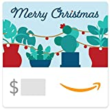 Amazon eGift Card - Festive Succulents