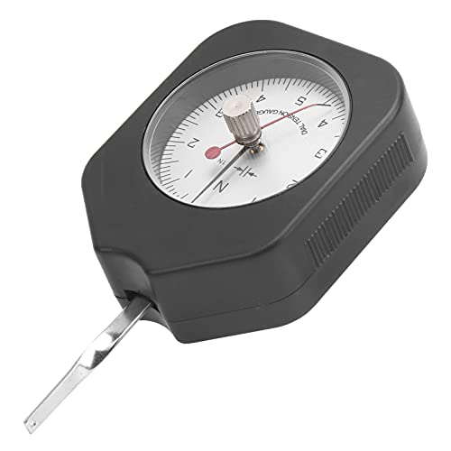 Yeelur Dinamómetro, medidor de tensión preciso Compacto para microinterruptor para Interruptor electrónico