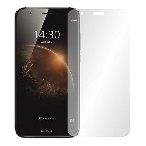 Slabo 4 x Bildschirmschutzfolie für Huawei G8 | Huawei GX8 Bildschirmfolie Schutzfolie Folie Zubehör Crystal Clear KLAR