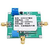 Modulo segnale a banda larga in radiofrequenza da 1 a 500 MHz, modulo di amplificazione del segnale a guadagno variabile, amplificatore variabile a 2 modalità di guadagno Componenti elettronici 45dB A