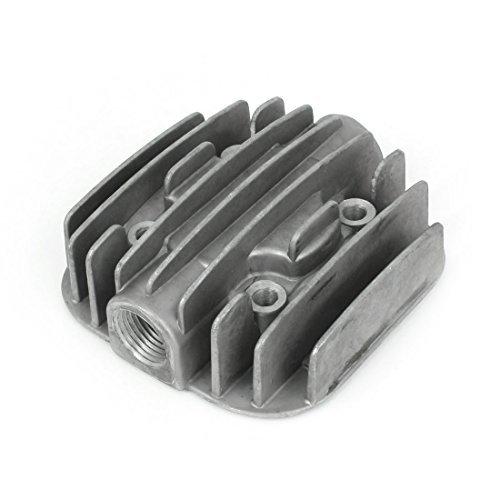 Compresor de aire de repuesto de 19 mm piezas de metal de la culata de rosca hembra