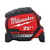 25' Milwaukee Magnetic Wide Blade Tape Measure