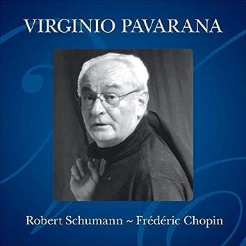Robert Schumann, Fryderyk Chopin