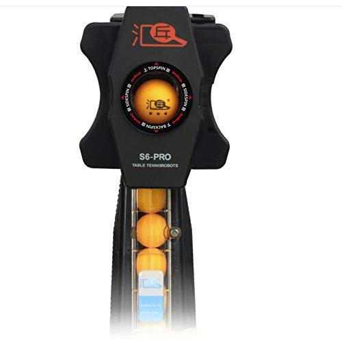 WINUS 50W Automatic S6-PRO Table Tennis Robot Ping-Pong Ball Machine Ball Robots...