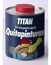 Titanlux - Gel decapante rápido- Quitapinturas plús, , 750 ML (ref. 05D000134)