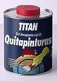 Titanlux - Gel decapante rápido- Quitapinturas plús,...
