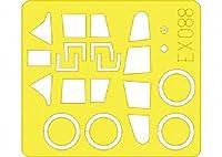 Eduard Masks 1:48 - P-40B/C (Academy / Hobbyboss) - EDMEX088