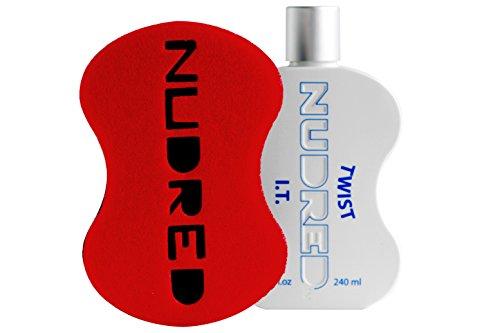 NuDred Twist I.T. Set, with the Original NuDred Red Sponge, Twist I.T. Formula