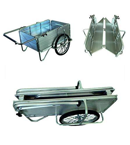 Dura-Cart Garden Trolley   Folding Trolley   Foldable Heavy Duty   Garden...