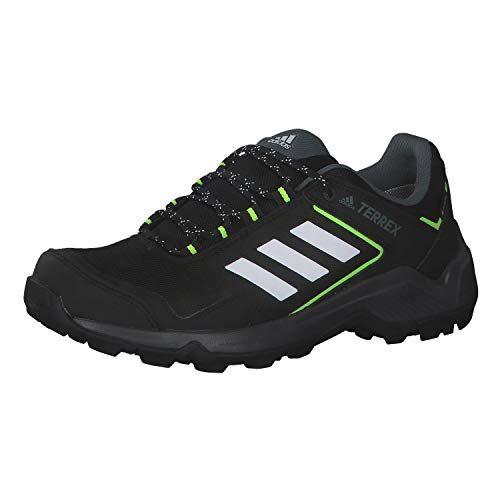 adidas Men's Terrex EASTRAIL GTX Low Rise Hiking Boots, NEGBÁS/Ftwbla/Amasol, 10 UK