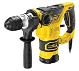STANLEY FATMAX FME1250K-QS - Martillo percutor SDS Plus...
