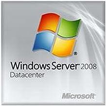 Windows Server 2008 Datacenter Edition (2 Cpu) ROK - English