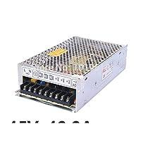 15V 13.3A200WミニサイズLEDスイッチング電源トランス110V220VACからDC5V出力(CCTV用LEDストリップライト用)
