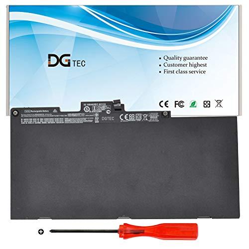 DGTEC TA03XL Laptop Battery for HP EliteBook 755 G4 840 G4 848 G4 850 Series TA03051XL 854047-1C1 854108-850 996QA101H HSTNN-172C-4 HSTNN-175C-5 HSTNN-I72C-4 HSTNN-I75C-5 HSTNN-IB7L 11.55V 51Wh