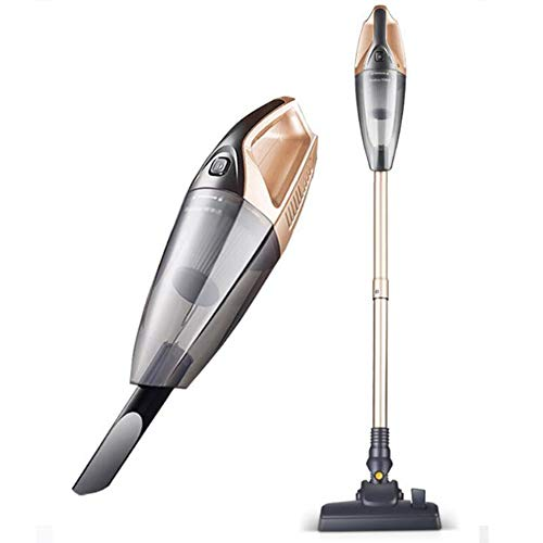 Buy Discount WADSYS Vacuum Cleaner, 2-in-1 Bagless Handheld Stick Vacuums - 100W Powerful Digital Mo...